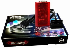 OBD2 TUNINGSKIT PLUG AND PLAY BENZINE MOTOREN